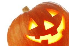 Jack O Lantern halloween pumpkin Royalty Free Stock Photo