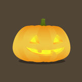 Jack-o-Lantern Royalty Free Stock Photography