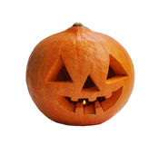 Jack O Lantern isolated Stock Photos