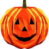 Jack O Latern. Nice and simple art with halloween theme for your pc desktop and your mobile phone Royalty Free Stock Photos