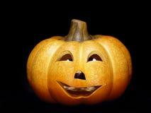Jack-o-lantern pumpkin Stock Image