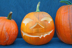 Jack-o-lantern pumpkin Royalty Free Stock Images