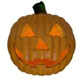 Jack o lantern. Pumpkin carved into a halloween jack o lantern stock photos