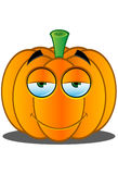 Jack-o'-Lantern Pumpkin Face - 15 Royalty Free Stock Photo