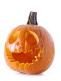 Jack-o-lantern pumpkin Royalty Free Stock Photography