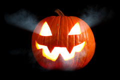 Jack-o'-lantern Royalty Free Stock Photos