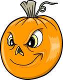 Jack-O-Lantern Vector Illustration Stock Photography