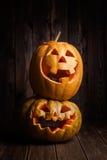 Jack-o-lantern Stock Images
