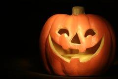 Jack-o-lanterna Foto de Stock Royalty Free