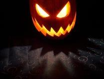 Jack-o-lanterna 2 immagine stock