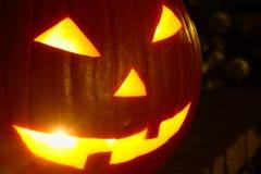 Jack-o-lanterne Photos libres de droits