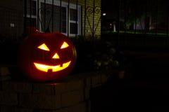 Jack-o-lanterne Photo stock