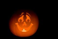 Jack-O-Lanterne heureuse image stock
