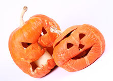 Jack o'lanterns Royalty Free Stock Photos