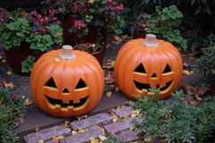 Jack-o-Lanterns Royalty Free Stock Photo