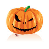 Jack O Lanterns Vector Cartoon Royalty Free Stock Photos