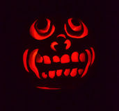 Jack-o-latern Stock Photos
