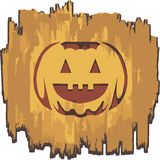 Jack O Latern. Nice and simple art with halloween theme for your pc dekstop and your mobile phone Royalty Free Stock Photography