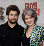 Jack Osbourne and Kelly Osbourne. At the 2010 Guys Choice Awards held at the Sony Pictures Studios in Culver City, California, United States on June 5, 2010 Stock Images