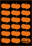 Jack pattern Stock Photos