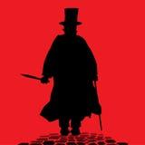 Jack the Ripper Stock Foto