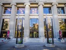 Jack Singer Concert Hall do centro de EPCOR fotos de stock