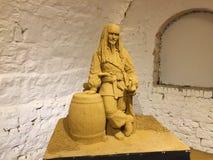 Jack Sparrow Image libre de droits