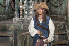 Jack Sparrow Royalty Free Stock Images