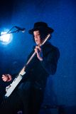 Jack White in Concert Stock Image
