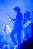 Jack White in Concert Stock Photo