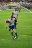 Jack Wilshere, Arsenal player, plays Trofeo Naranja Stock Photos