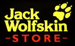 Jack Wolfskin Royalty Free Stock Photos