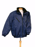 Jacket. Jacket over white, clipping path included Stock Photo