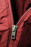 Jacket. Zipped Jacket royalty free stock images