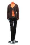 Jacket, blouse, trousers Stock Image