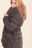Jacket for cold days Royalty Free Stock Image