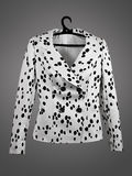 Jacket dalmatian. Stock Images