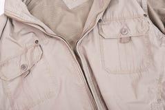 Jacket Fragment Stock Photos