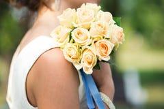 Jacket of groom Stock Photography