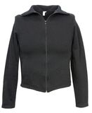 Jacket isolated on the white Royalty Free Stock Images