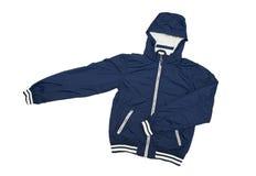 Jacket. Isolated on the white background Royalty Free Stock Photo