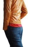 Jacket & jeans Stock Photography