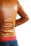 Jacket & jeans Royalty Free Stock Photos