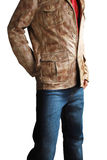 Jacket & Jeans Stock Image