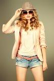 Jacket pink Stock Photography