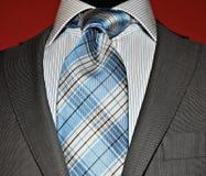 Jacket, shirt and tie Stock Photos