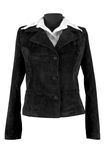 Jacket and slip Royalty Free Stock Images