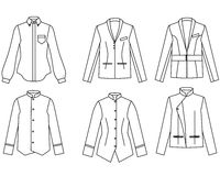Jacket Royalty Free Stock Images