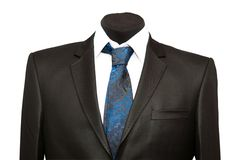 Jacket and tie Stock Photography