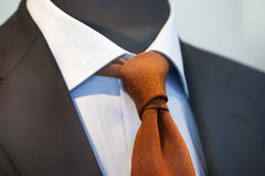 Jacket, tie and shirt Royalty Free Stock Photos